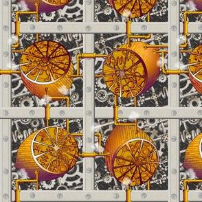 Steampunk Lemons - How Lemonade is Made - Full Steam Ahead