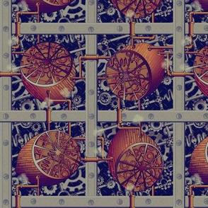 Steampunk Lemons - Full Steam Ahead - Tech