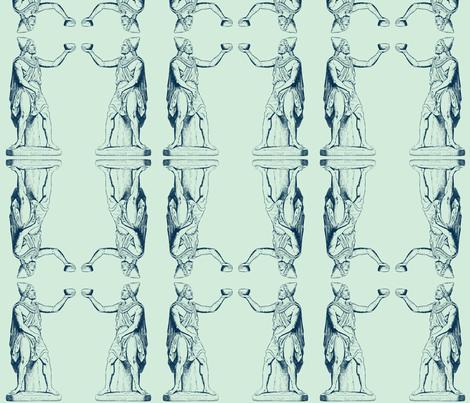 Odysseus fabric by amyvail on Spoonflower - custom fabric