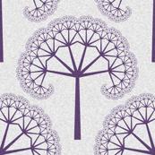 TreeLinens - Purple