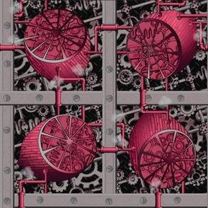 Steampunk Lemons - How Pink Lemonade is Made