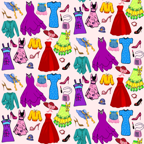 fashion fabric by krs_expressions on Spoonflower - custom fabric