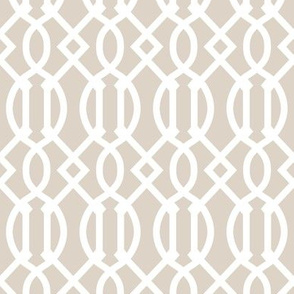 Trellis Fabric modern trellis pattern fabric, wallpaper & gift wrap - spoonflower