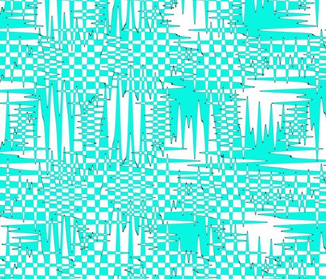 """Hip"" fabric by jeanfogelberg on Spoonflower - custom fabric"