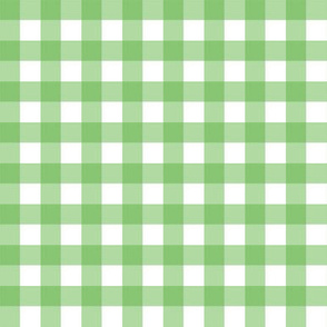 Kelly Green Gingham