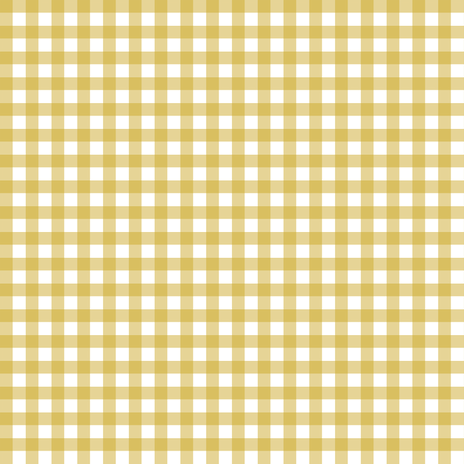 Gold Gingham fabric by sweetzoeshop on Spoonflower - custom fabric