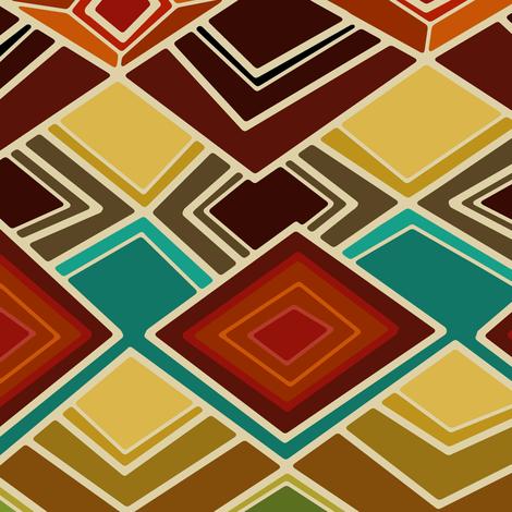 raffia fabric by scrummy on Spoonflower - custom fabric