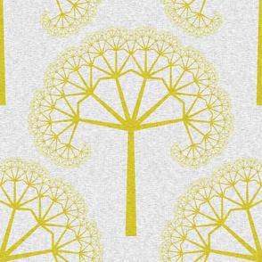 TreeLinens - Yellow