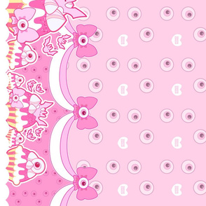 Creepcake: pink