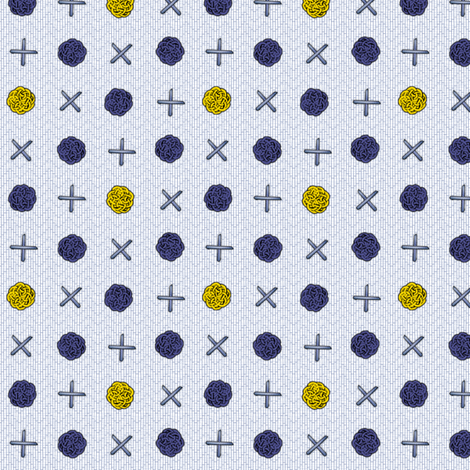 fairy_dots__delft_tiles fabric by glimmericks on Spoonflower - custom fabric