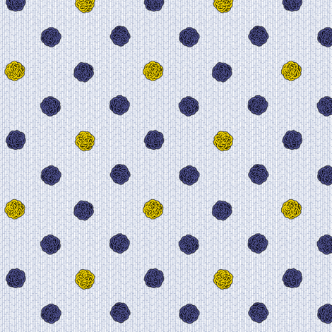 fairy_dots_3__delft_tiles fabric by glimmericks on Spoonflower - custom fabric