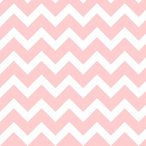 Light Pink Chevron