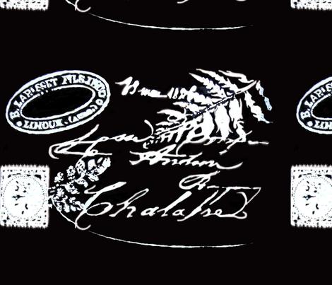 SusiFranco-DeVermandois Collection fabric by susifranco on Spoonflower - custom fabric