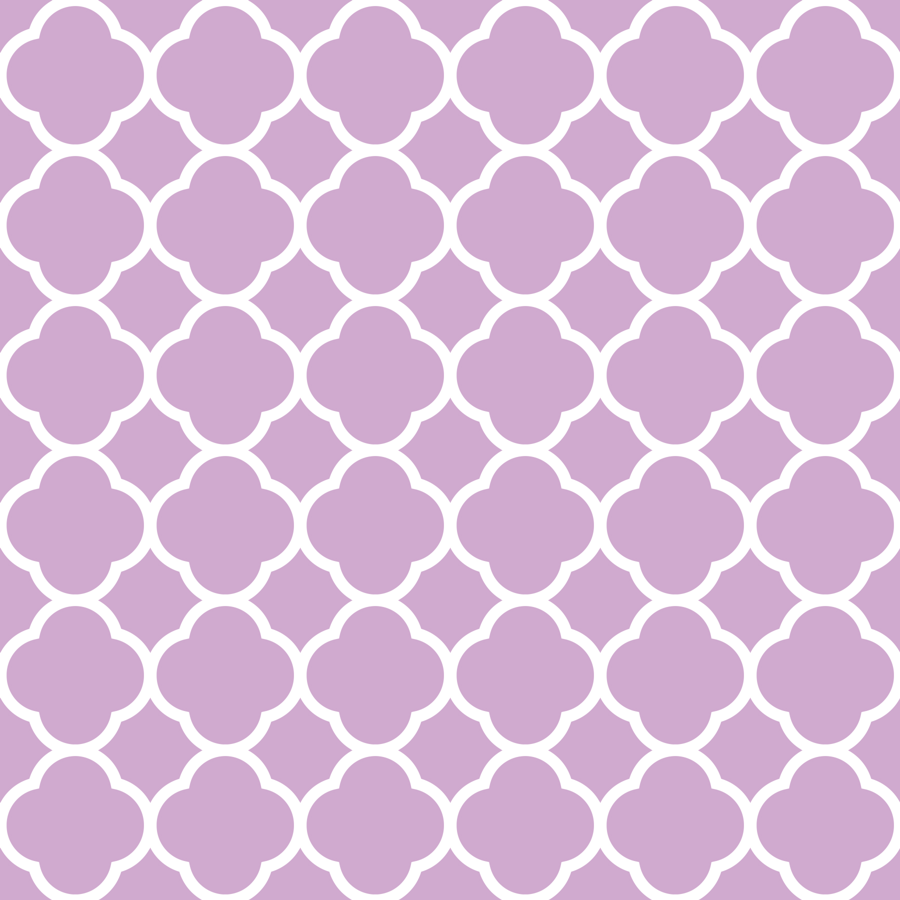 Lilac Pattern Background