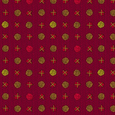 fairy_dots_Valentine fabric by glimmericks on Spoonflower - custom fabric