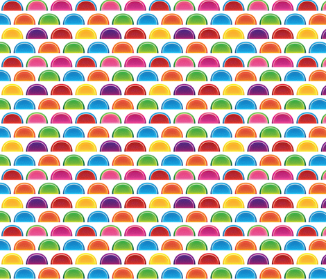 Fruit Slices fabric by bucketface on Spoonflower - custom fabric