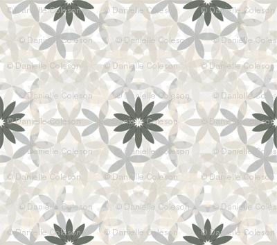 Flower shaddow lattice