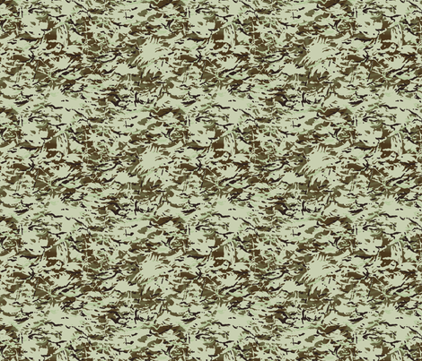 1/6 Scale Multi Terrain Pattern 'MTP' Desert Variation Camo fabric by ricraynor on Spoonflower - custom fabric