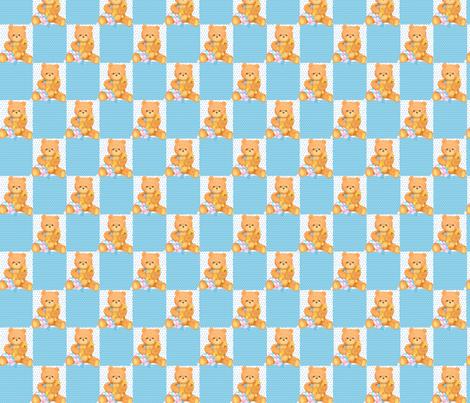 blue_bears fabric by patti_ on Spoonflower - custom fabric