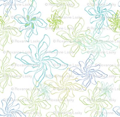 FlowerPrintTwistCool