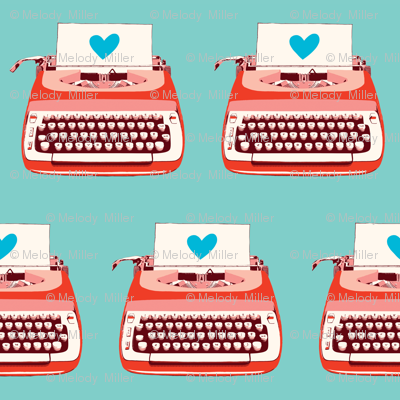 typewriter wallpaper