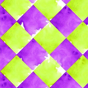 Jester Purple and Green