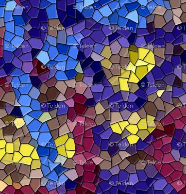 Mosaic Multi Abstract