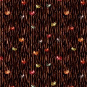 YARN_TANGLE Beaded Coffee