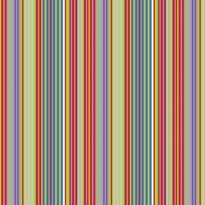 Vintage Stripe No. I