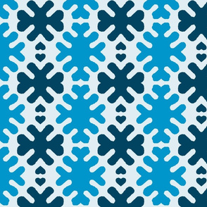 Chunky Snow Flakes