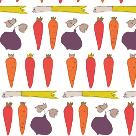 Harvest fabric by syko on Spoonflower - custom fabric