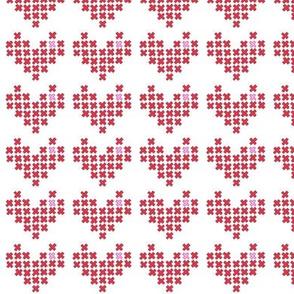 X-heart