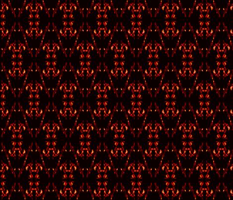 Dark rhombus fabric by cs_nyc on Spoonflower - custom fabric
