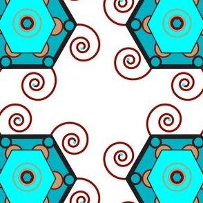 Moroccan Swirl