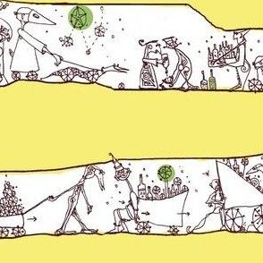 Shrovetide Line-Up