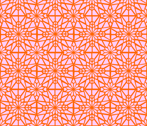 Bazaar 2 fabric by linesmith on Spoonflower - custom fabric