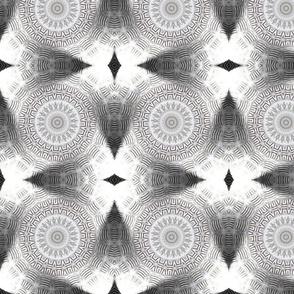 Metal Element Kaleido Pattern