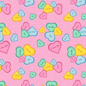 Valentines - pink