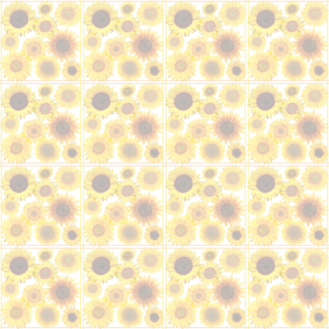 sunflowers fabric by krs_expressions on Spoonflower - custom fabric