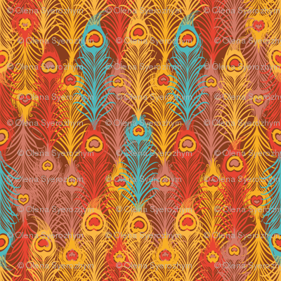 Seamless_pattern_with__vintage_feather_preview