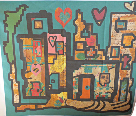 Heartbeat City COOL (large scale design without border)