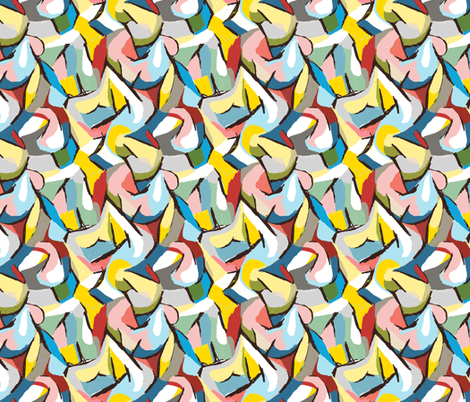 dekoonish fabric by darcibeth on Spoonflower - custom fabric