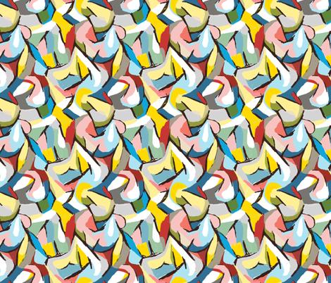 dekoonish fabric by darcibeth on Spoonflower - custom fabric