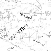 Equations (B&W)