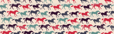 wild horses - multi - small scalle