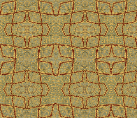 Morocco_again fabric by penelopeventura on Spoonflower - custom fabric