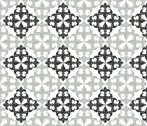 Rfleur_de_lis_pattern_black_grey_smaller_shop_preview
