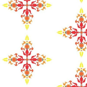 White_Red_Tribal_Flame