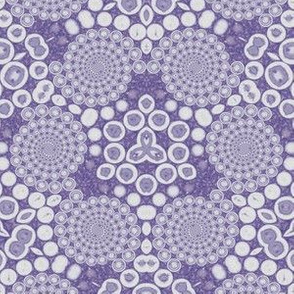 Purple Spirals © Gingezel™ 2013
