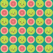 Happy Watermelons